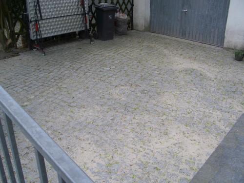 Granit-Passe-grau